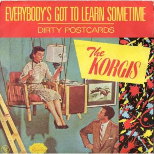 Everybody's got to learn sometime the korgis free piano sheet music