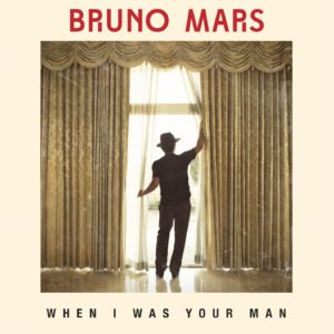 When I was your man Bruno Mars piano sheet partition